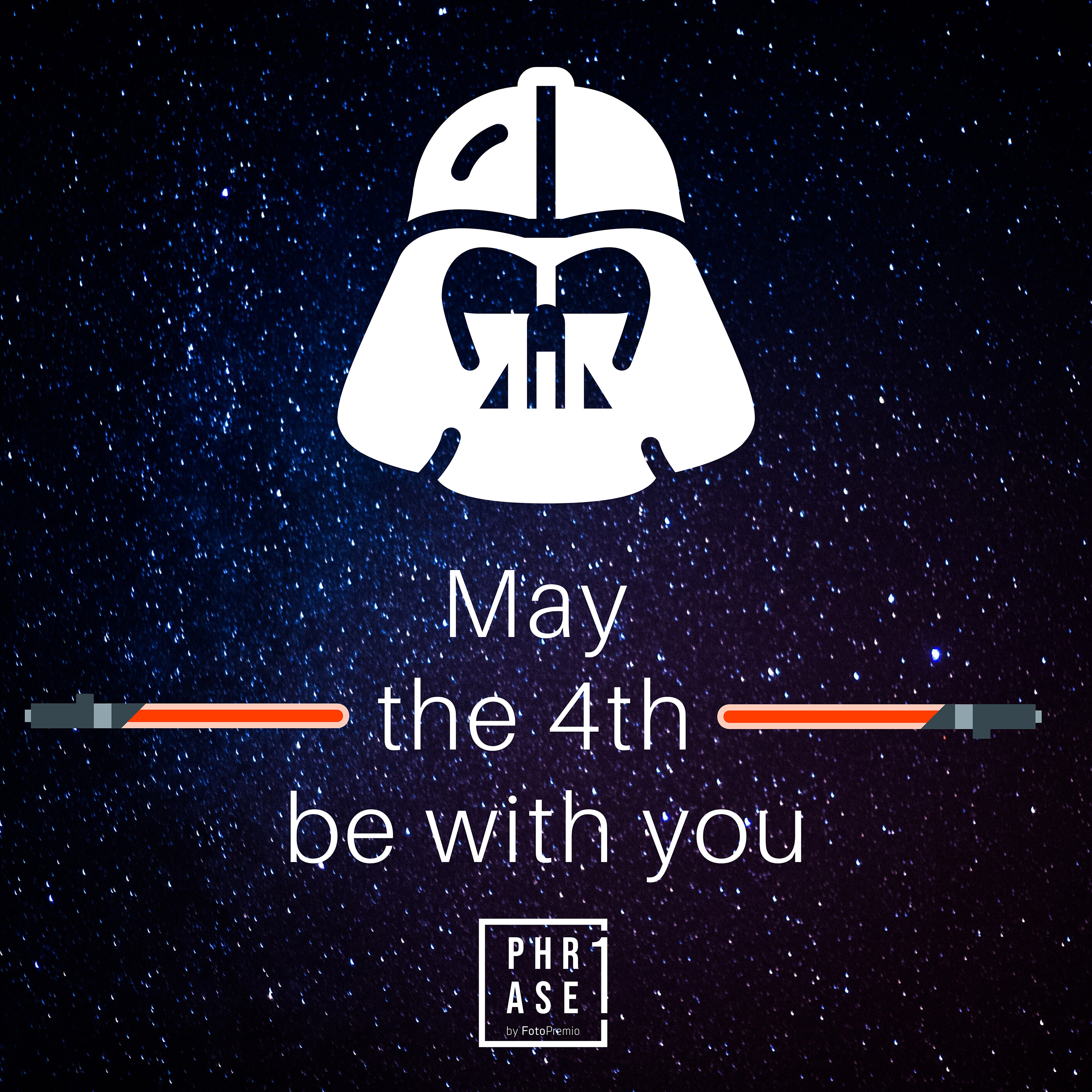 May the 4th be with you – Star Wars