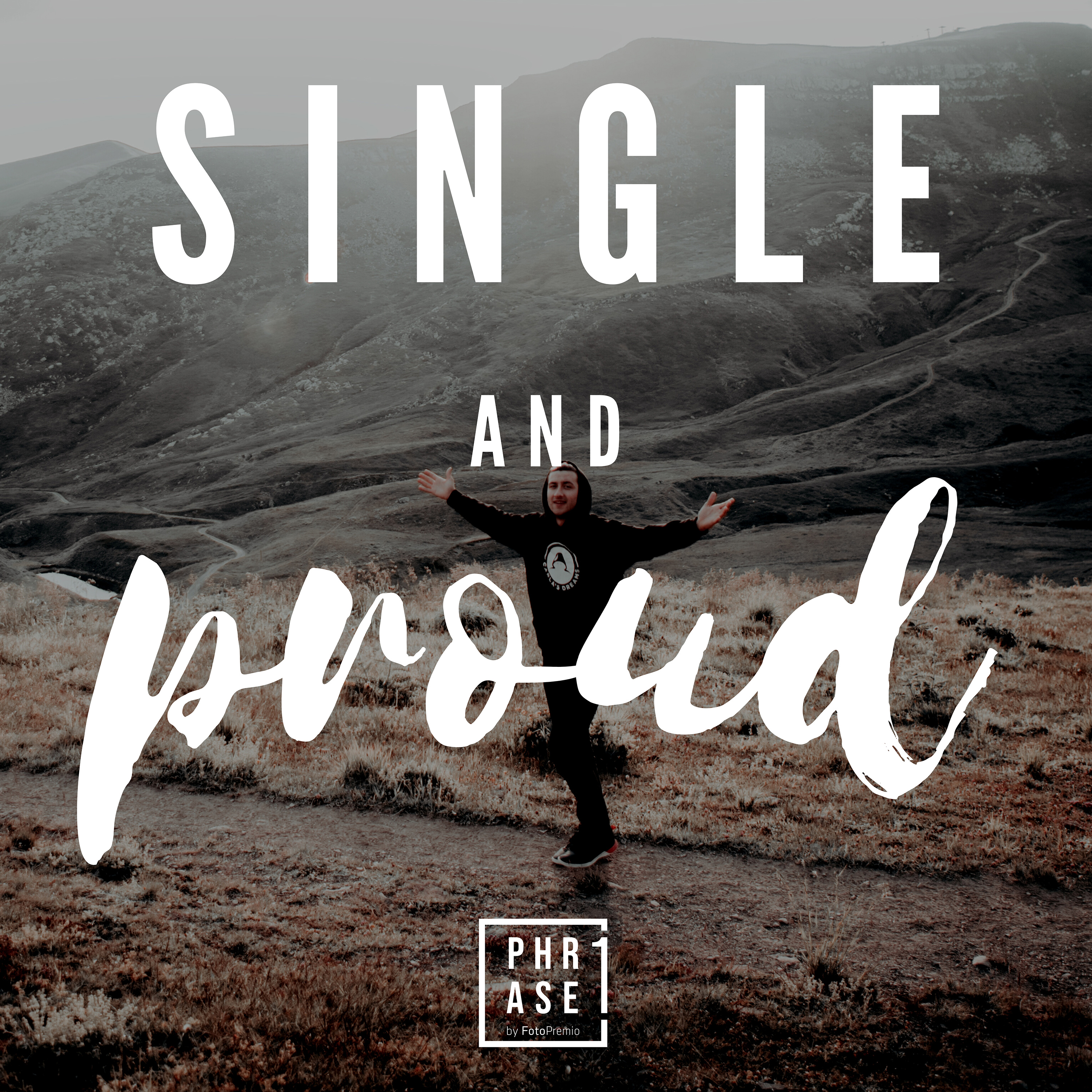 Single and proud⠀