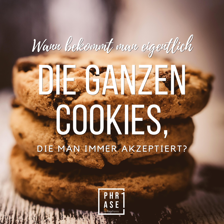 Wann bekommt man eigentlich die ganzen Cookies, die man immer akzeptiert?